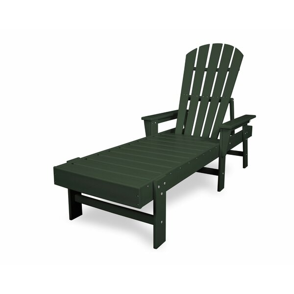 South Beach Chaise Lounge by POLYWOOD®