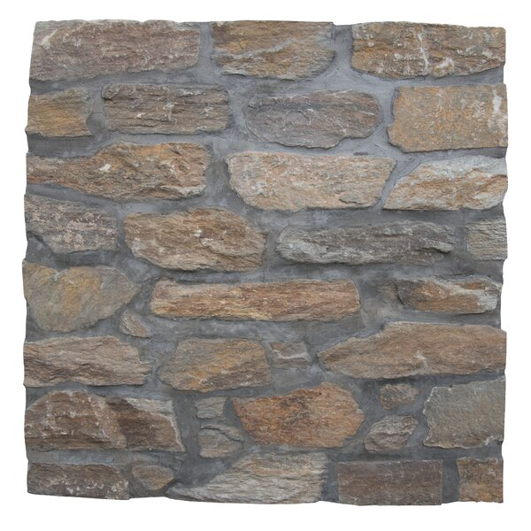Canyon Creek Veneer Natural Stone Splitface Tile in Gray by MSI