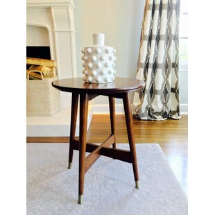 West Hewish West Walnut End Table