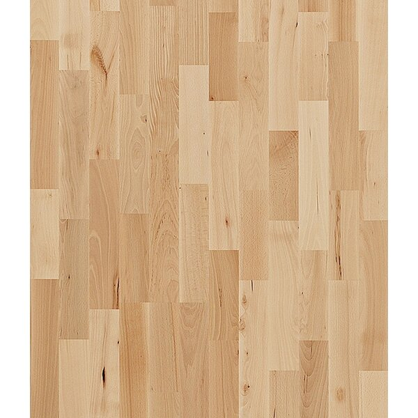Scandinavian Naturals 7-7/8 Engineered Beech Viborg Hardwood Flooring by Kahrs