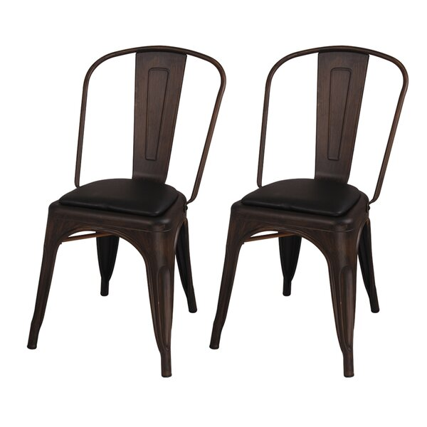Bracey Dining Chair (Set of 2) by Williston Forge