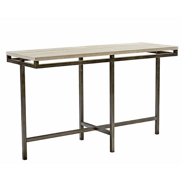 Brayden Studio Brown Console Tables
