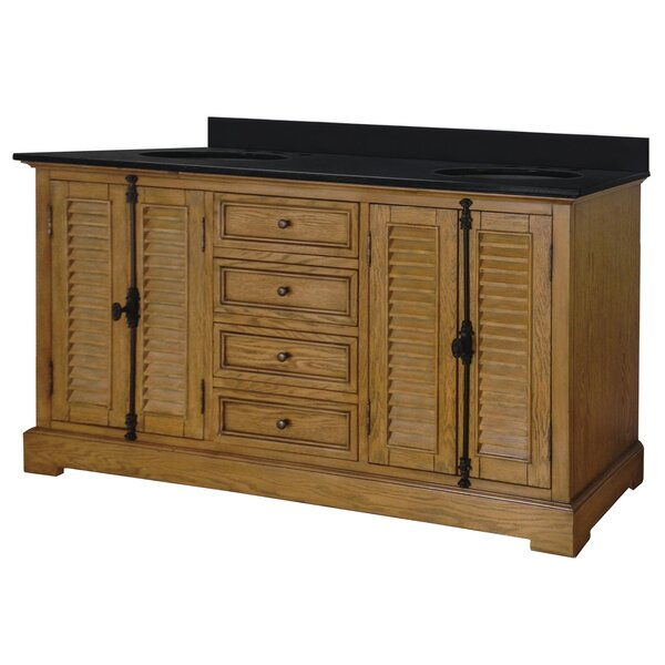 60 Double Vanity Set by Crestview Collection