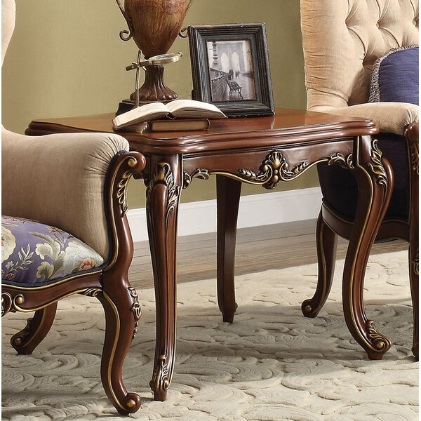 Dangelo End Table by Astoria Grand