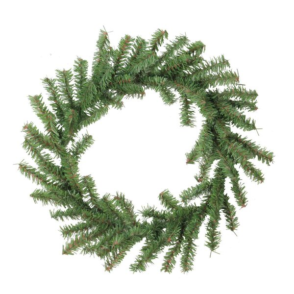 Artificial Christmas 12 Pine Wreath by The Holiday Aisle