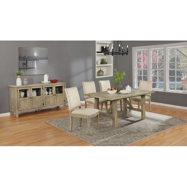 Brad 6 Piece Dining Set by Gracie Oaks Gracie Oaks
