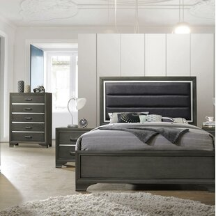 Mcree Panel 4 Piece Bedroom Set By House of Hampton