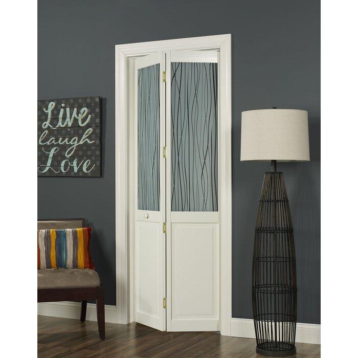Ltl Bi Fold Doors Pinecroft Pine Wood Bi Fold Interior Door Wayfair