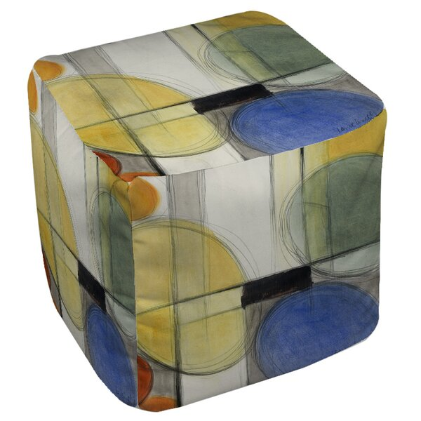 Cube Ottoman By East Urban Home #2