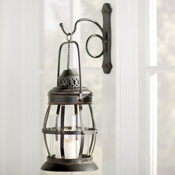 Gala 1 Light Wall Sconce by Three Posts