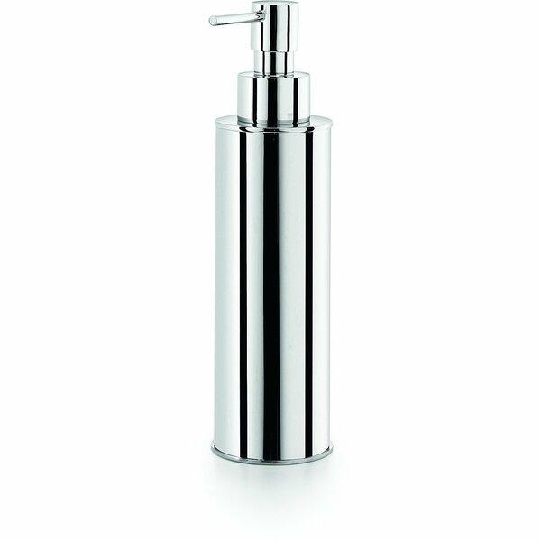 Snipes Countertop Pump Soap & Lotion Dispenser by Orren Ellis