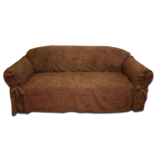 Box Cushion Sofa Slipcover by Textiles Plus Inc.