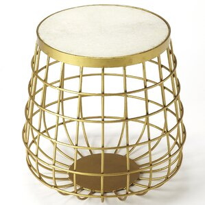 Arverne End Table by Everly Quinn