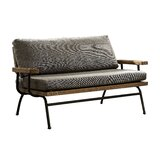 Talbott Loveseat by Union Rustic