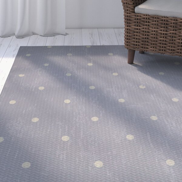 Pierson Gray Indoor/Outdoor Area Rug by Bay Isle Home