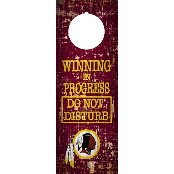 NFL Door Hanger Wall Décor by Fan Creations