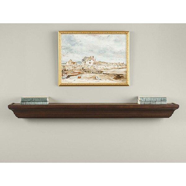 Bryant Wood Fireplace Shelf Mantel By Mantels Direct