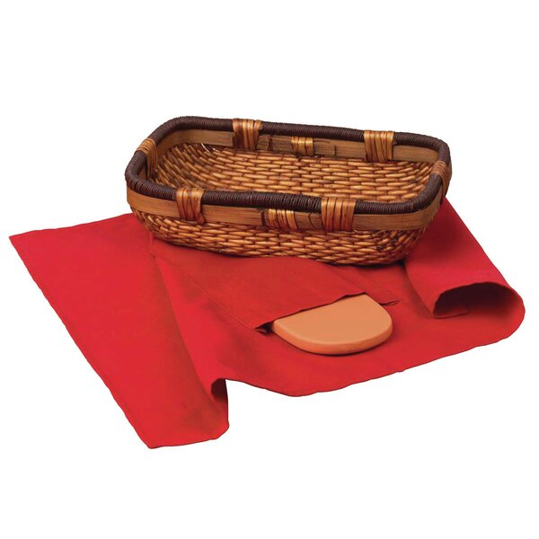 Italian Origins Bread Basket And Warmer By Columbian Home Products.