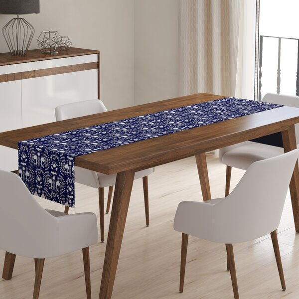 Deidra Table Runner by Bloomsbury Market
