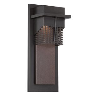 Price Check Beacon 1-Light Outdoor Flush Mount By Designers Fountain