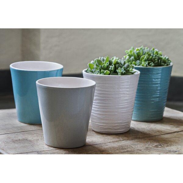 Malibu 8-Piece Pot Planter Set by Campania International