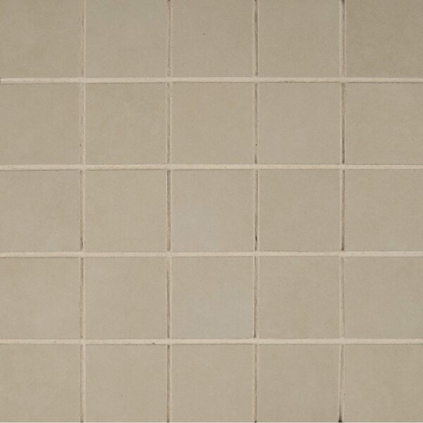 Studio 12 x 12 Porcelain Mosaic Tile in Latte by Grayson Martin