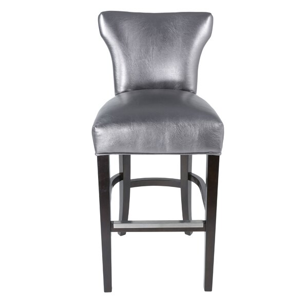 Cresson 31 Bar Stool by Everly Quinn