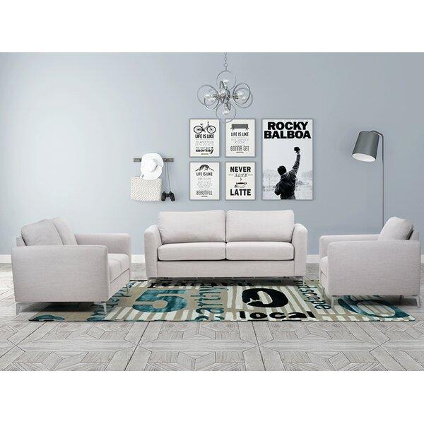 Scannell Sleeper Living Room Set by Orren Ellis