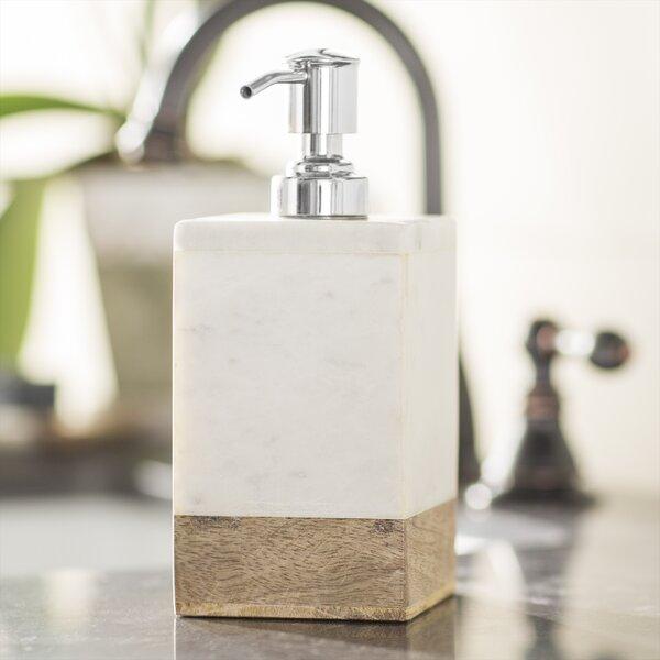 Brett Liquid Soap Dispenser by Trent Austin Design