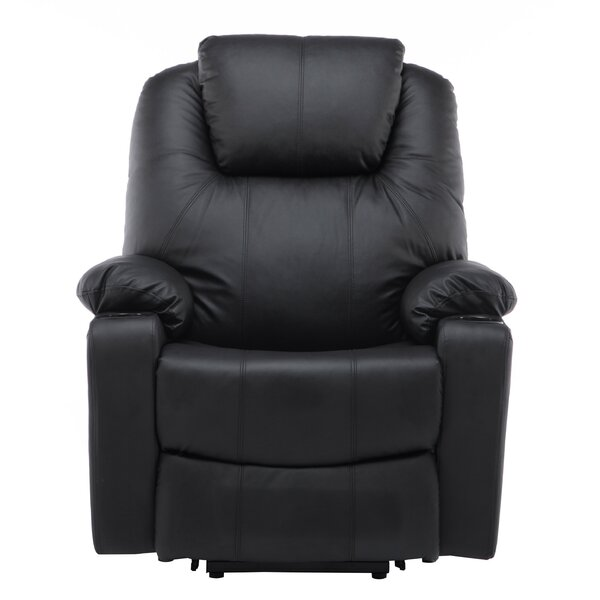 Review Courtois Manual Glider Recliner