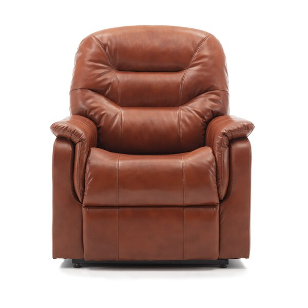 Palmas Faux Leather Power Lift Assist Recliner W003035799