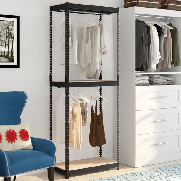 31.49W Closet System by Rebrilliant