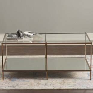Best Reviews Janelle Coffee Table By Willa Arlo Interiors