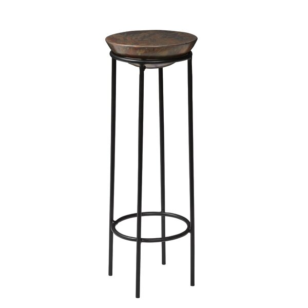 Villante End Table By World Menagerie