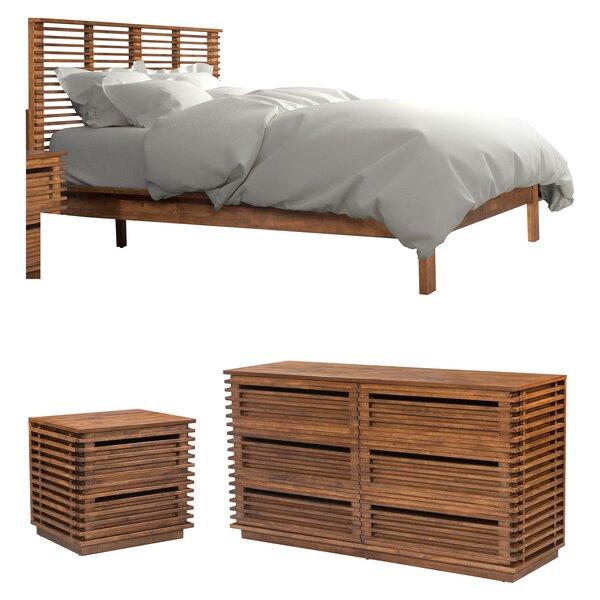 Glidden Platform Configurable Bedroom Set by Brayden Studio