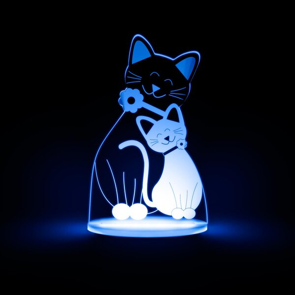 Cat LED Night Light by CompassCo