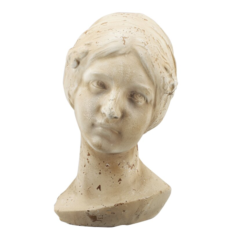 Hand crafted Bust of Hermia Figurine