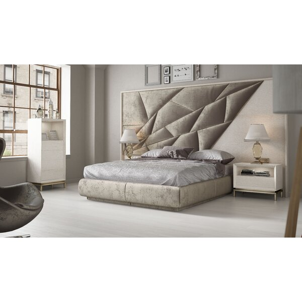 Helotes King Platform 2 Piece Bedroom Set by Orren Ellis
