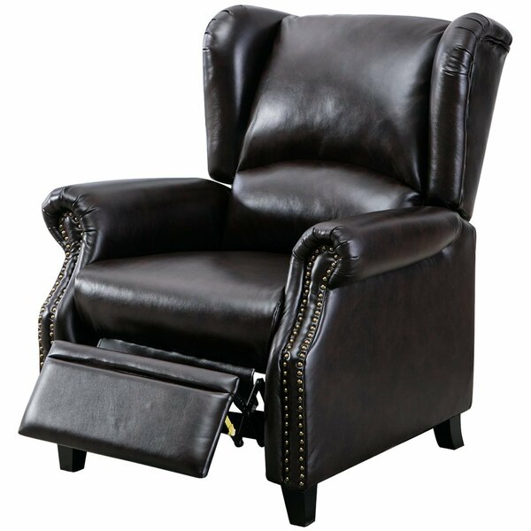 Halladay Manual Recliner by Winston Porter