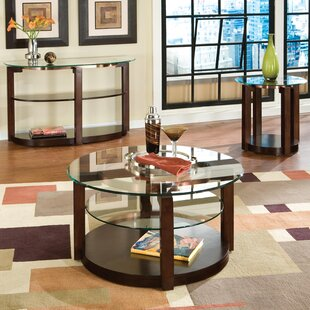 Coronado 3 Piece Coffee Table Set Standard Furniture