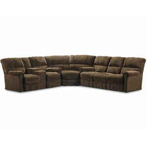 Griffin Reclining Sectional by Lane Furniture