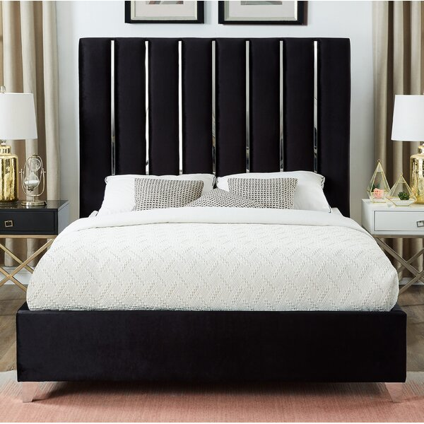 Dietrich Upholstered Platform Bed by Orren Ellis