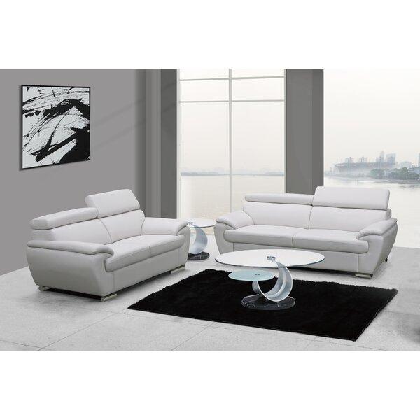 Teagan 2 Piece Living Room Set by Orren Ellis Orren Ellis