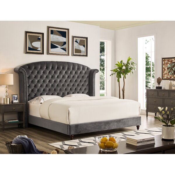 Niantic Upholstered Platform Bed by Mercer41