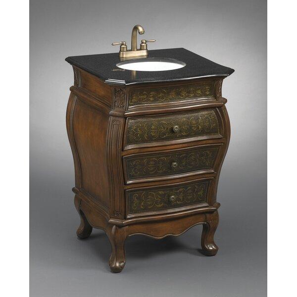Primrose 25 Single Bathroom Vanity Set by World Menagerie