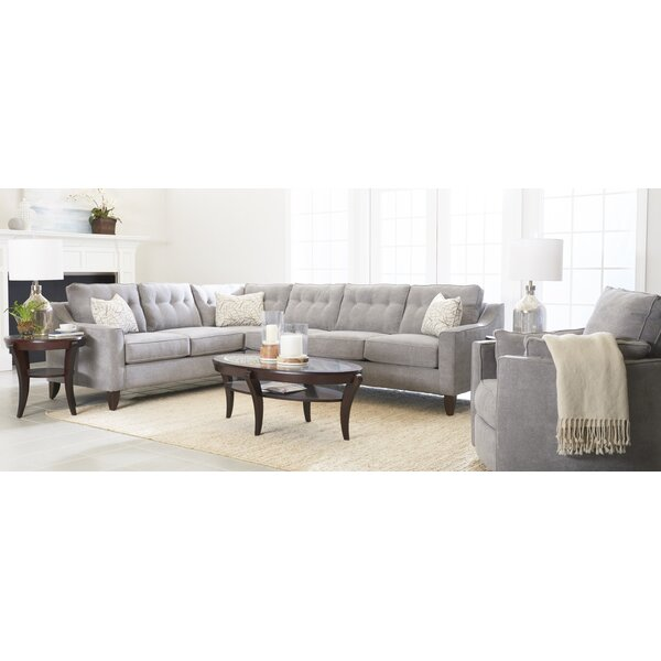 Pardo Reversible Sectional by Latitude Run