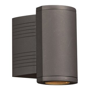 Look for Lodd 1-Light Outdoor Sconce By Ebern Designs