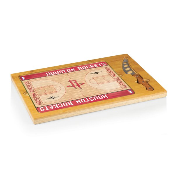 NBA Icon Cutting Cheese Board by TOSCANA™