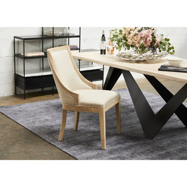 Lucius Upholstered Dining Chair (Set Of 2) By One Allium Way