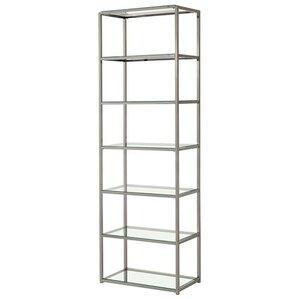 """Emely 78"""" Etagere Bookcase"""